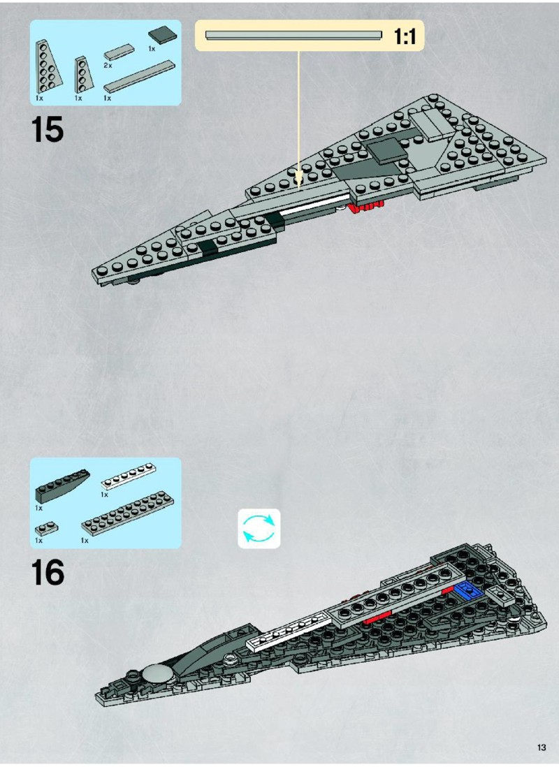 lego star destroyer instructions