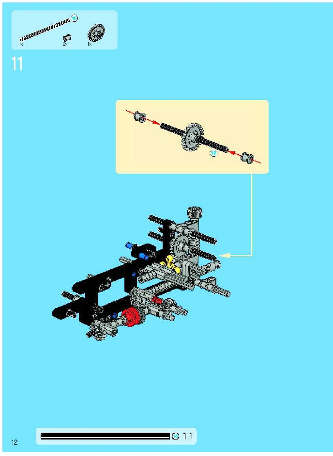 lego city buggy instructions