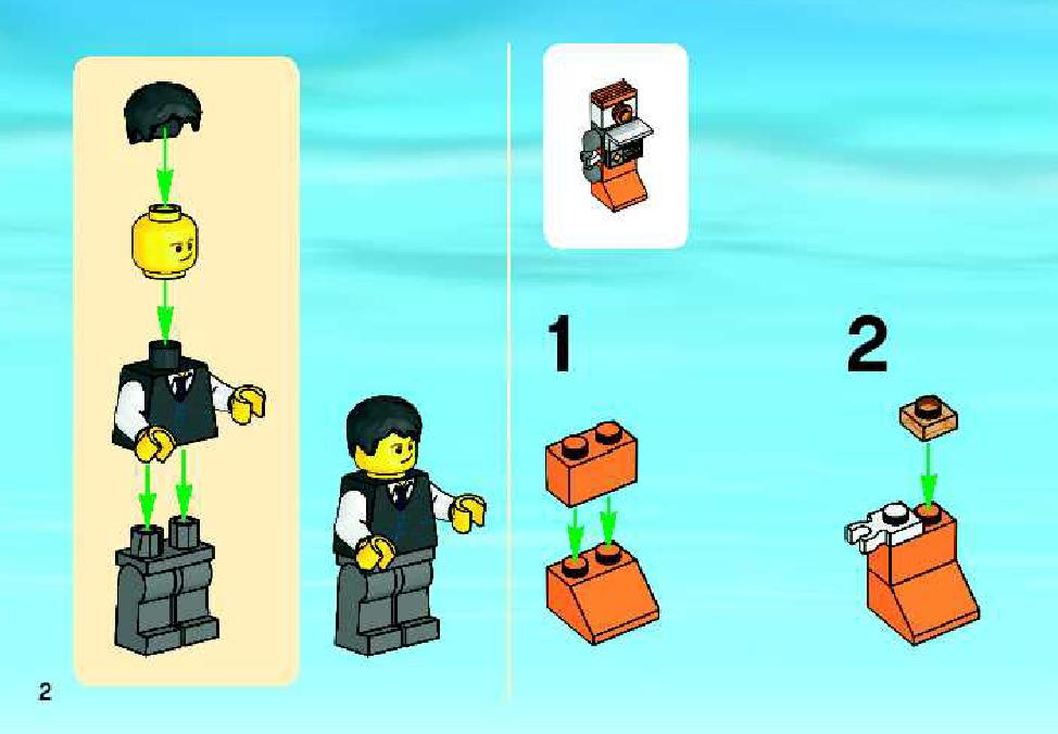 lego city car instructions