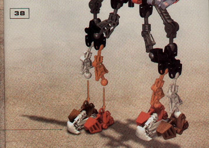 bionicle stars tahu instructions