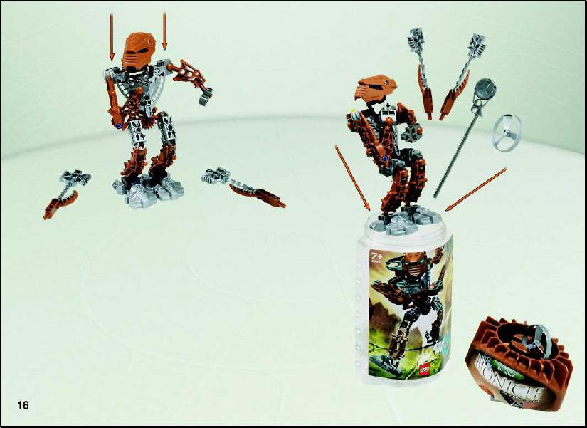bionicle onewa - photo #26