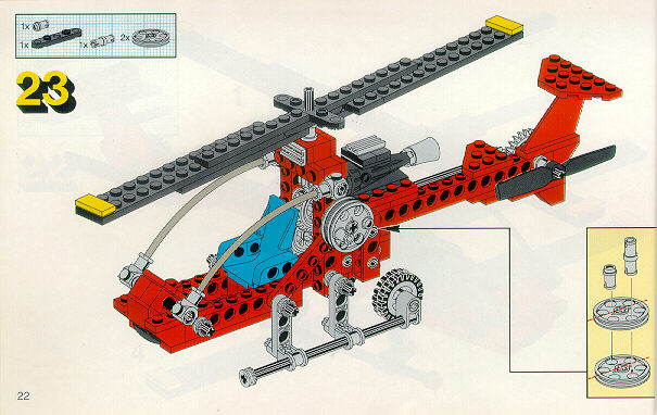 lego patrol helicopter instructions 8812 technic. Black Bedroom Furniture Sets. Home Design Ideas