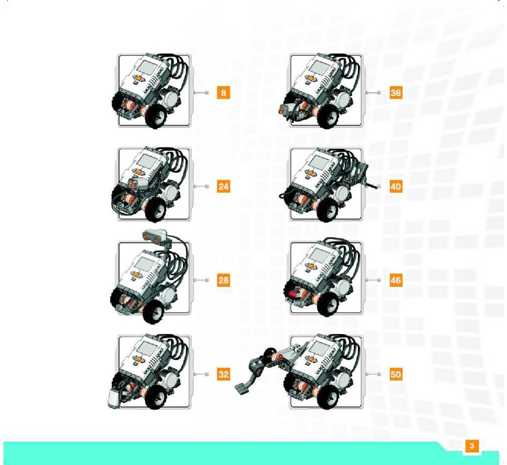 lego mindstorms spybot v2 instructions