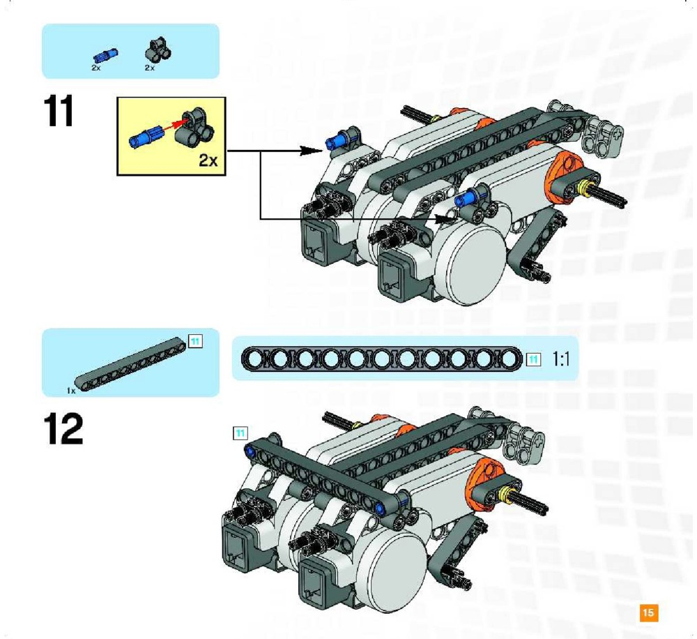 lego education building instructions