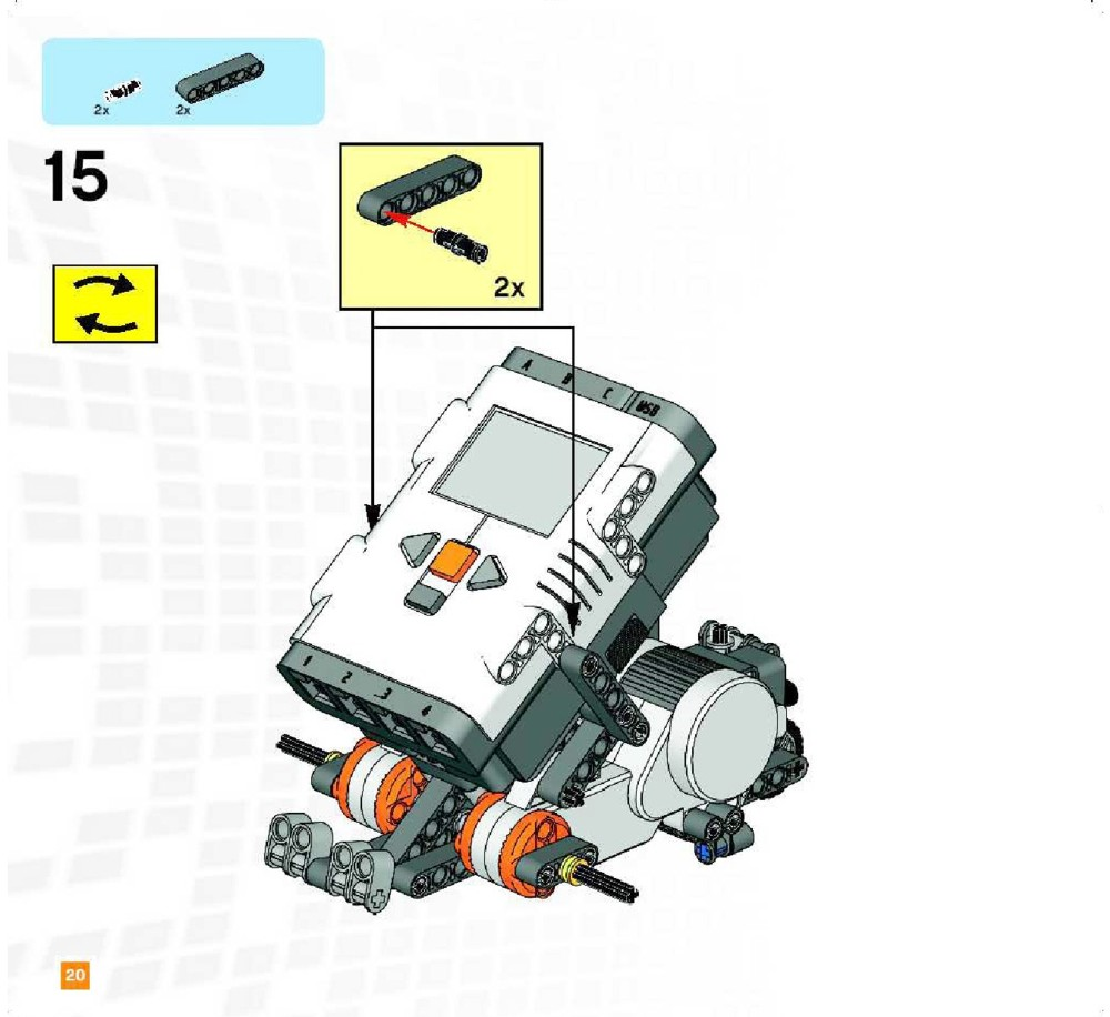 mindstorms instructions