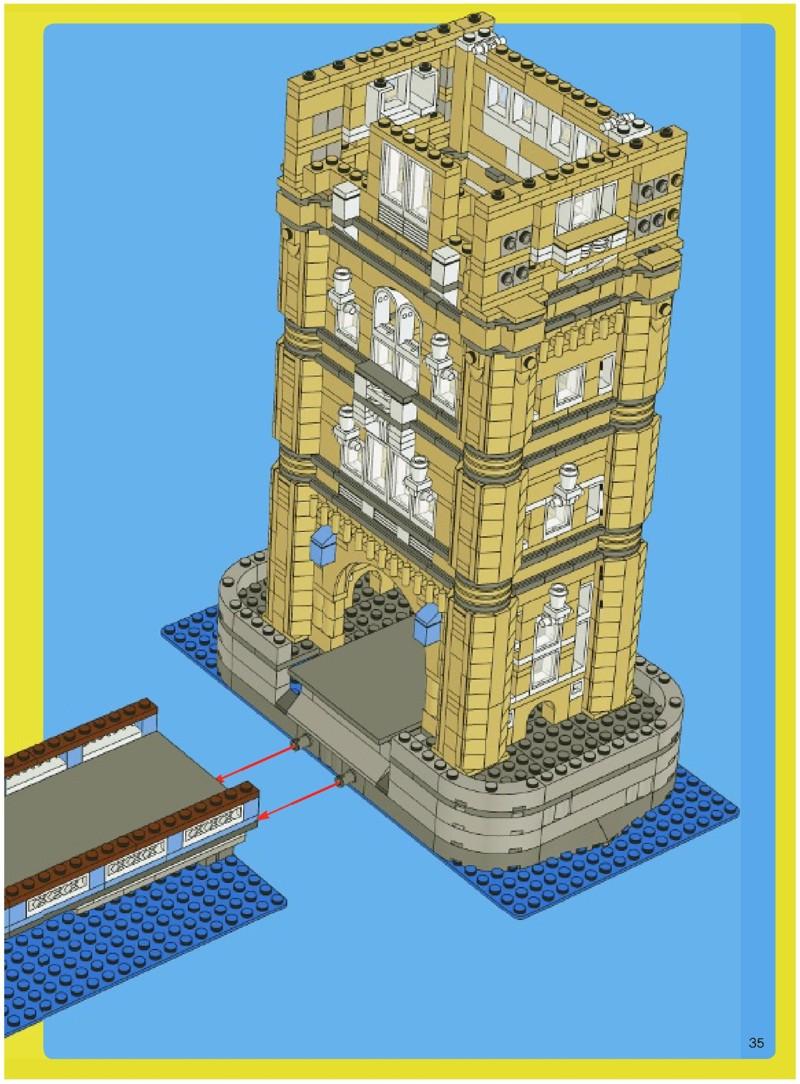 10214 tower bridge alternative build pdf