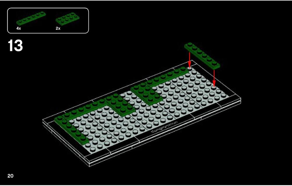 lego architecture instructions pdf
