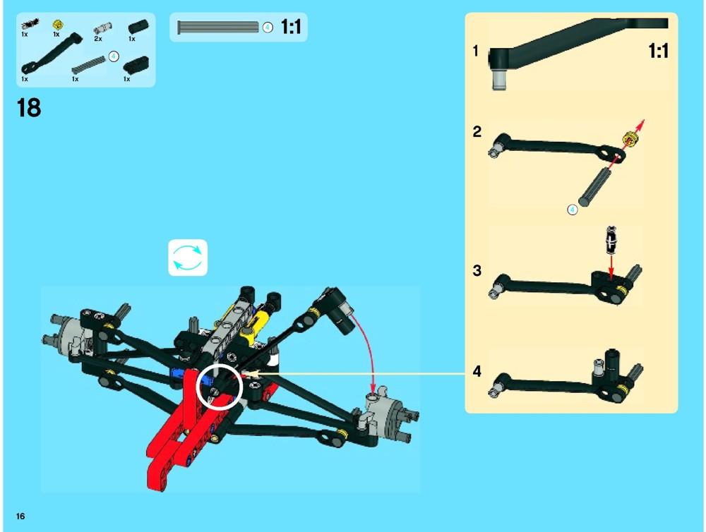 lego grand prix racer instructions 42000 technic. Black Bedroom Furniture Sets. Home Design Ideas