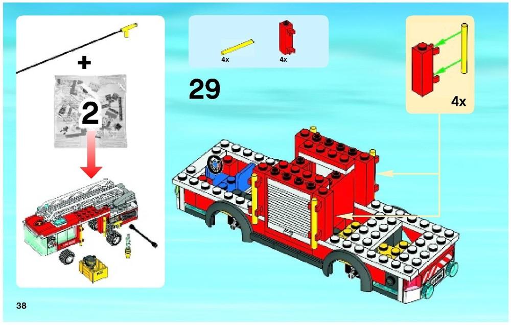 Lego City 60002 Instructions Pdf