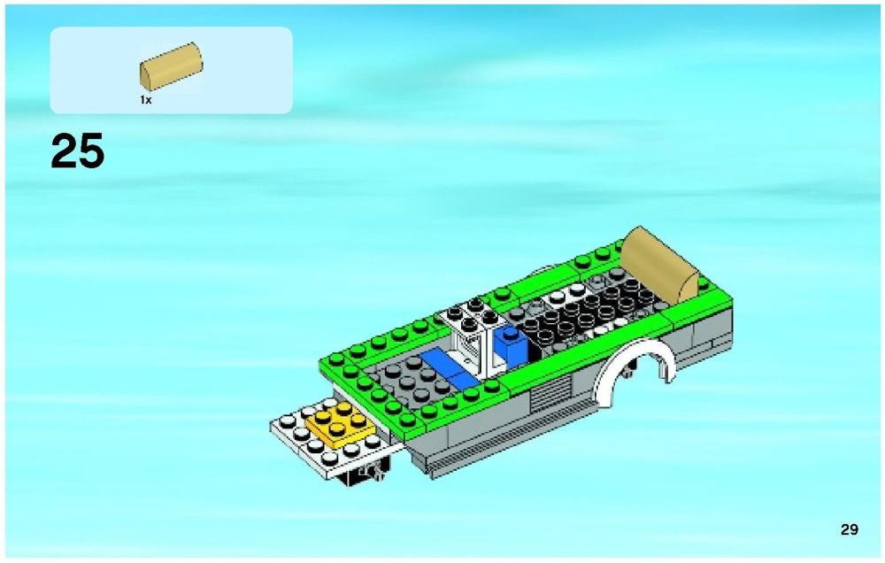 lego city 60000 instructions