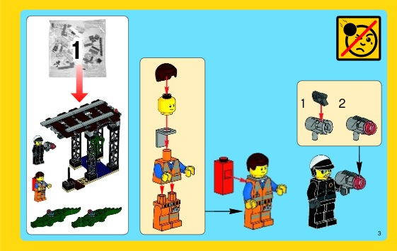lego batman movie instructions